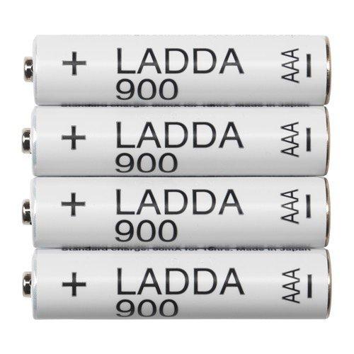 Baterías de Ikea